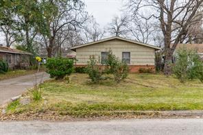 218 Ishmeal, Houston TX 77076