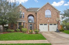 3431 Village Pond Lane, Fresno, TX 77545