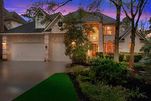 47 Pebble Cove Drive, The Woodlands, TX 77381