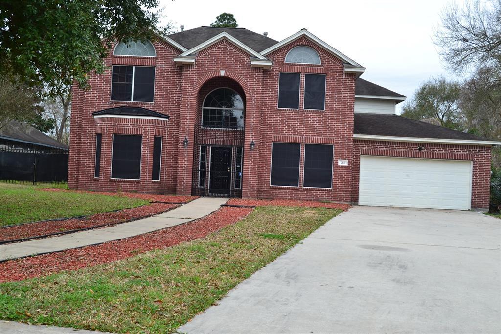 214 Wood Circle Lane, Houston, TX 77015