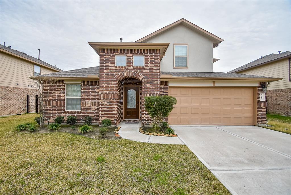 9807 Shimmering Lakes Drive, Rosharon, TX 77583