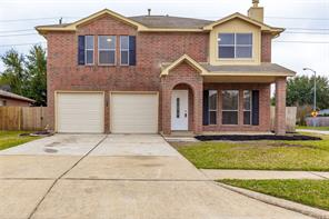 4802 Drew Forest, Humble TX 77346
