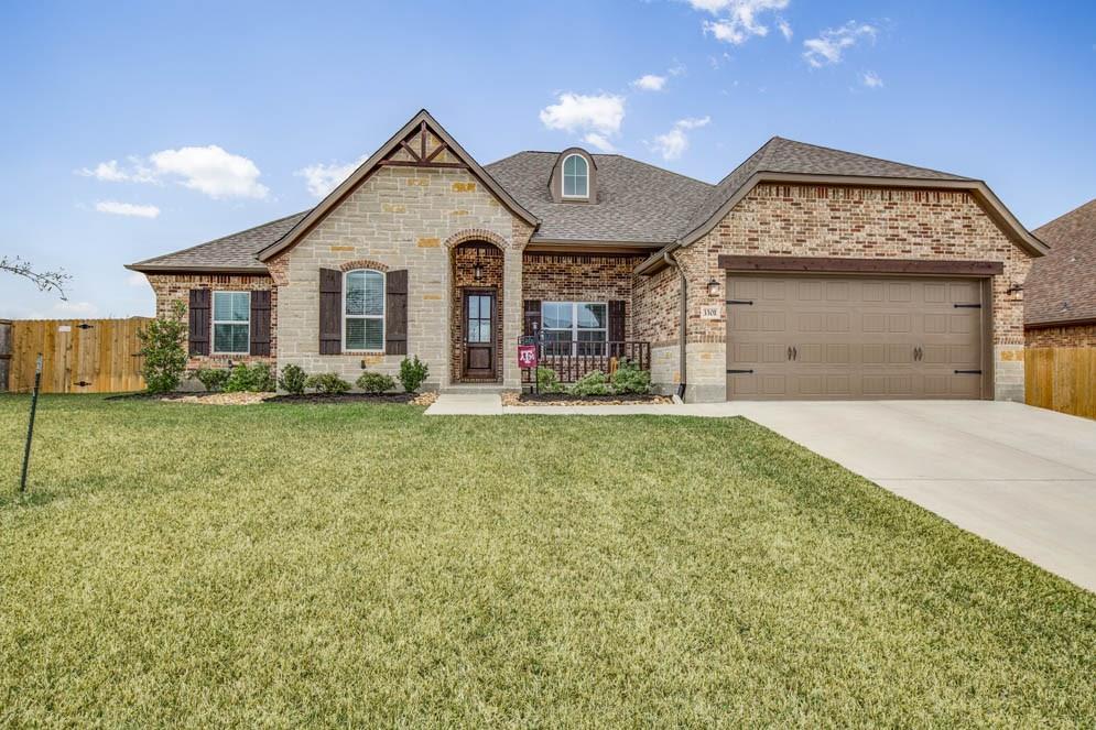 3301 Stonington Way, Bryan, TX 77808