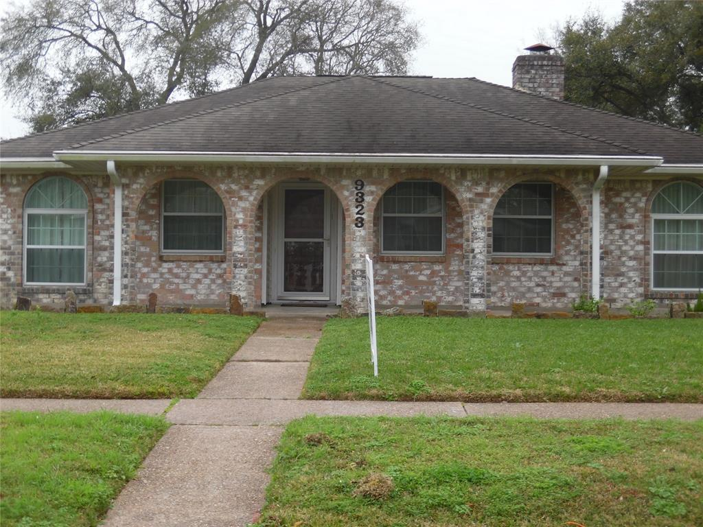 9323 Claridge Drive, Houston, TX 77031