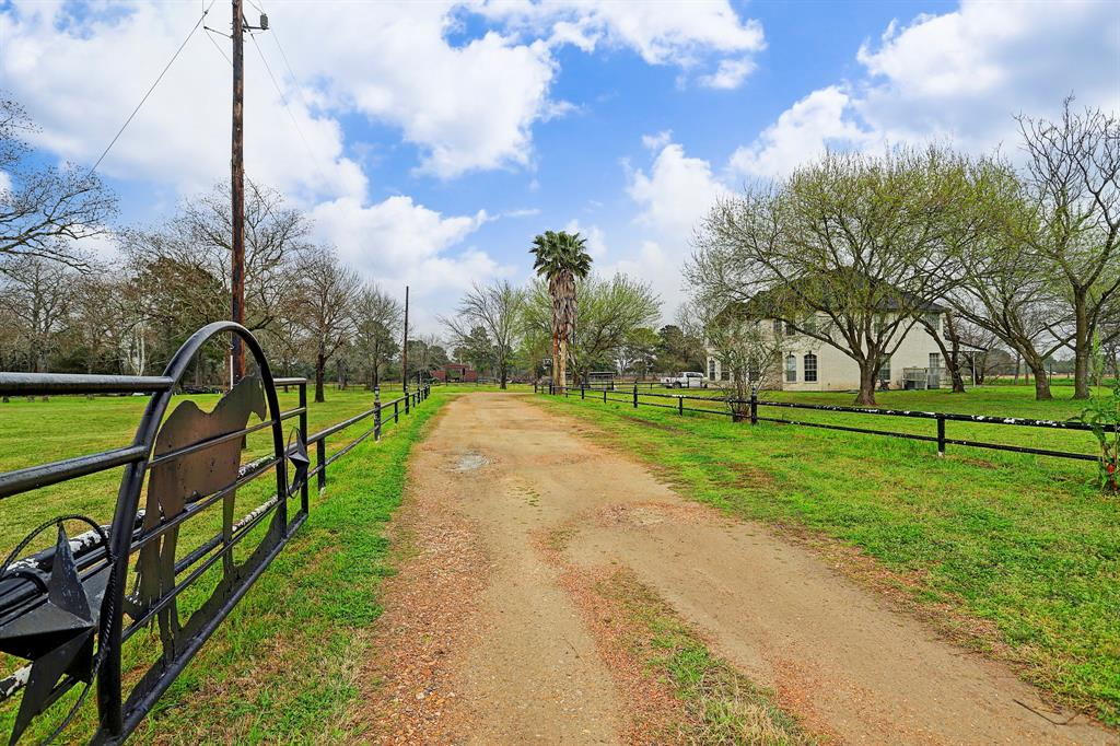 Pristine 15+ acres of unrestricted land just minutes away from FM-2920 and a straight shot to HWY-290. Enjoy the privacy of 100's of feet from your neighbors. Fully fenced property. Build your dream home or customize the existing to fit your taste. Potential site for a business as there are a few tracts being used for commercial purposes. Come see this beautiful property today!