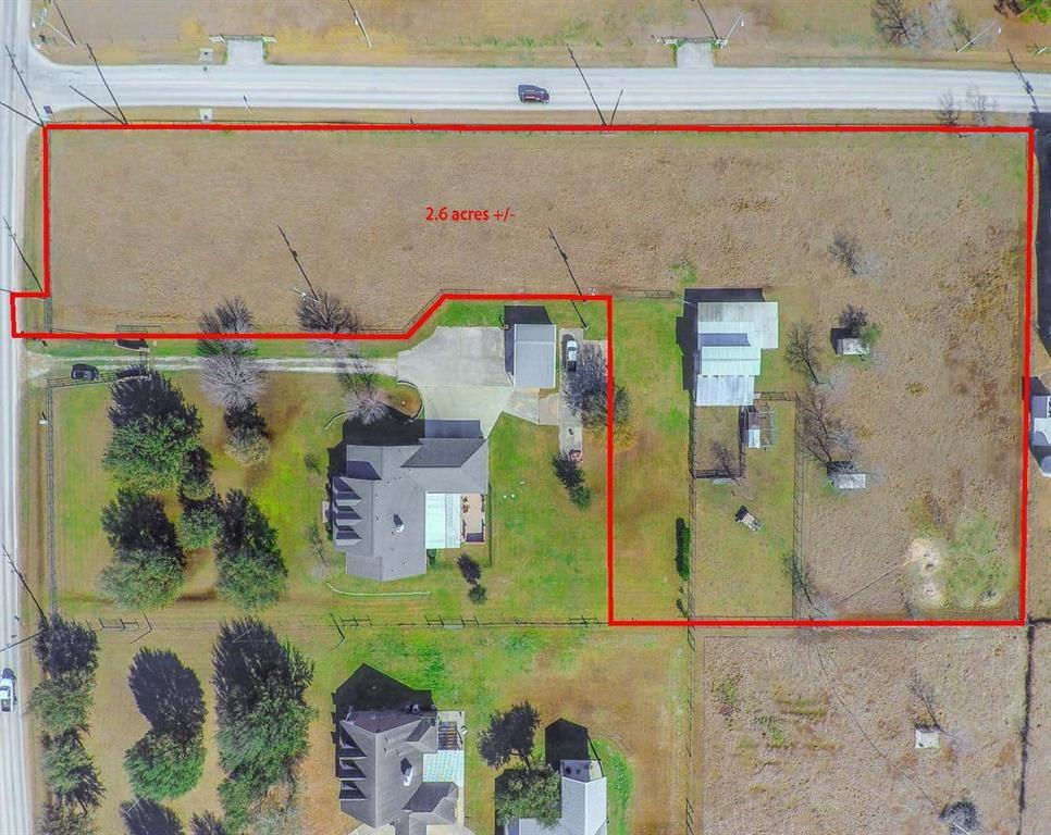2.62 acres with 700'+ road frontage located on Katy Hockley Cut Off Road and Salt Grass Trail Way. UNRESTRICTED- can be used for residential or commercial. This property is fenced, cleared with a few trees and barn, AG exemption and easy road access to I-10, Grand Parkway, and minutes to Katy stadiums. Sold As Is raw property. DID NOT FLOOD during Hurricane Harvey.