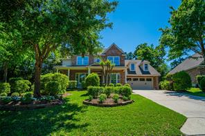 87 Cezanne Woods Drive, The Woodlands, TX 77382
