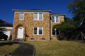 4437 pease street, houston, TX 77023