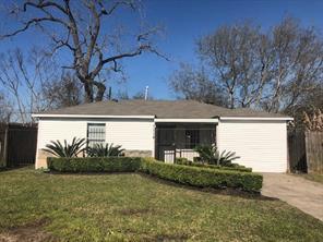 7118 Conley, Houston TX 77021