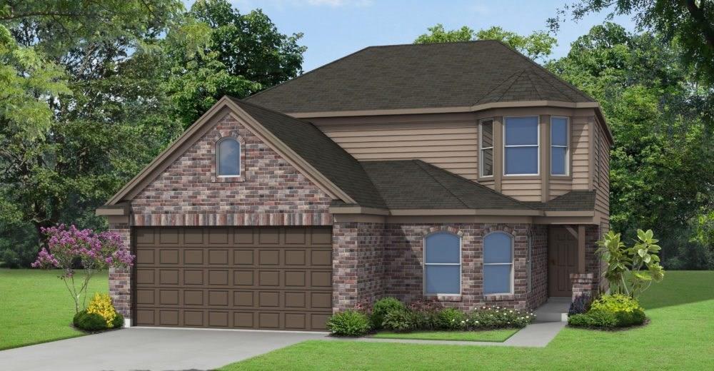 1018 Ranch Oak Drive, Houston, TX 77073