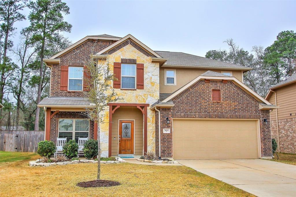 Ryland home offering with 4 bedrooms, 3 1/2 baths, formal dining, large living spaces, media, AND game room. Homeowners added granite counter tops, under mount single bowl kitchen sink, tankless water heater, upgraded light fixtures, recently replaced furnace and more! The Preserve at Northampton is a gated community providing area pool, clubhouse, and playground just minutes from SH 99 and I45. Zoned to highly sought after Klein ISD schools and close to a large variety of local dining, shopping, entertainment, and medical facilities. Must see!