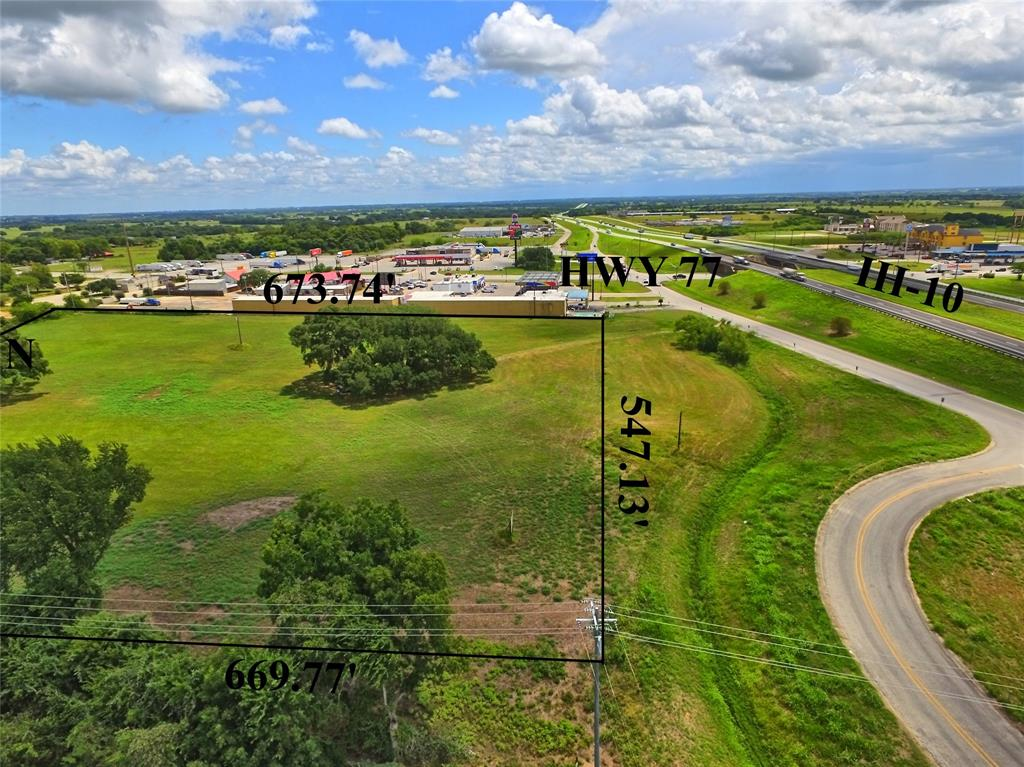211 W IH-10 Frontage Rd and US HWY 77, Schulenburg, TX 78956