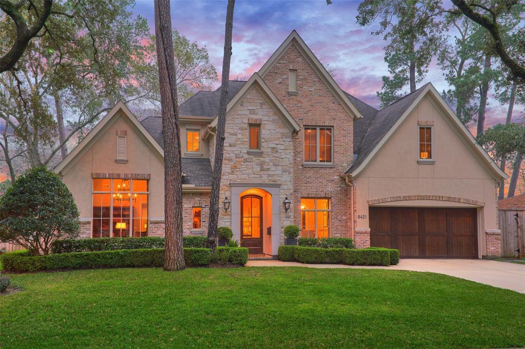 8421 Merlin Drive, Spring Valley Village, TX 77055