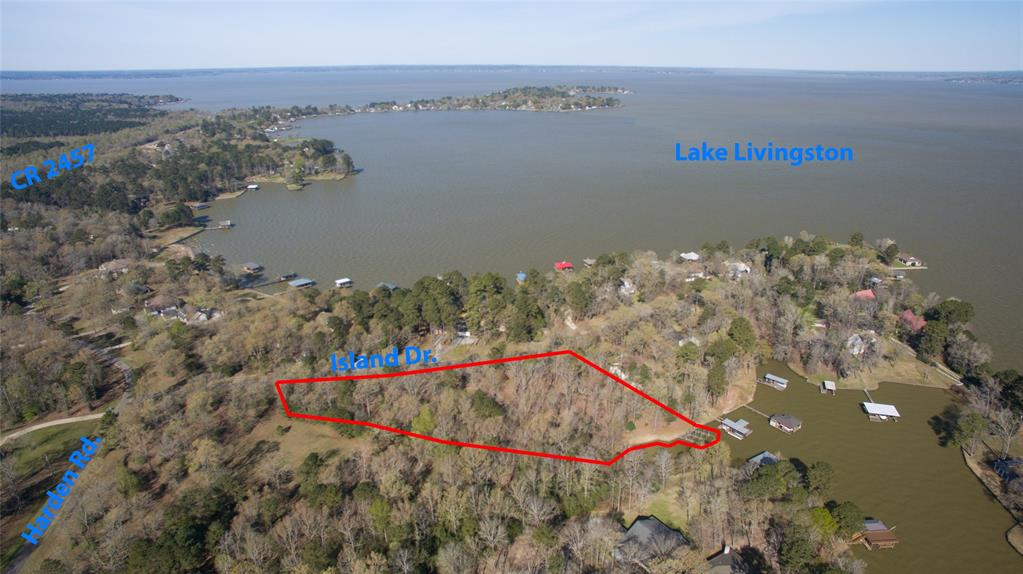 TBD Island Drive, Livingston, TX 77351