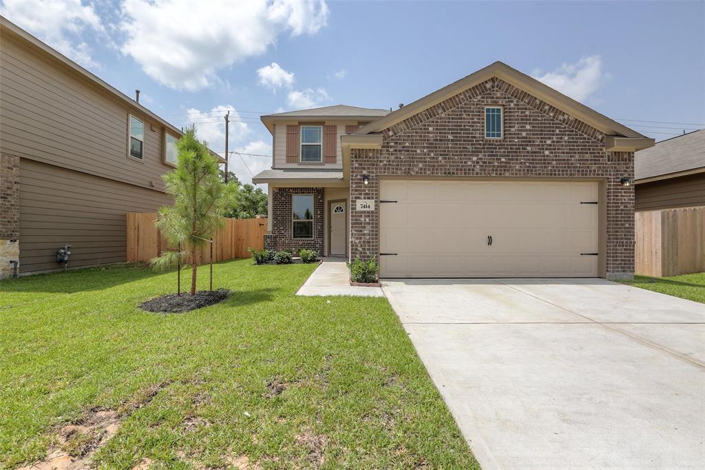 7414 Wheatley Gardens Drive, Houston, TX 77016