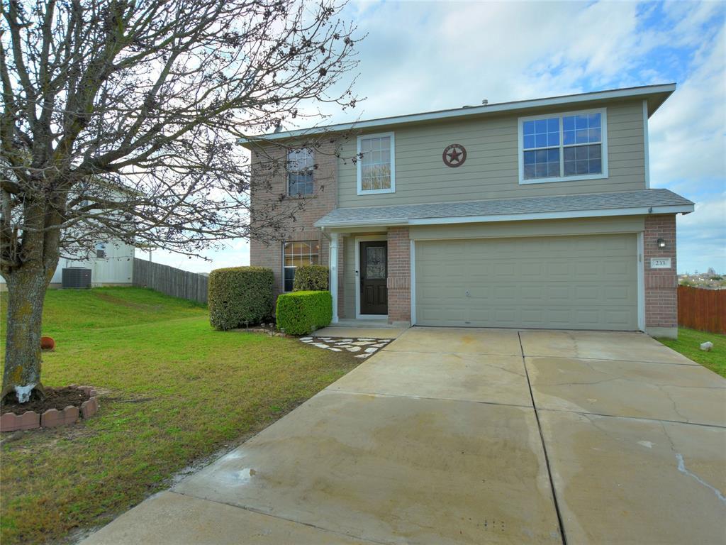 233 Prairie Verbena Drive, Kyle, TX 78640