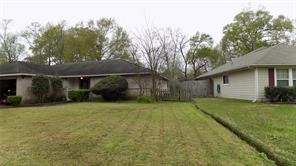 17419 Crows Nest, Crosby, TX, 77532