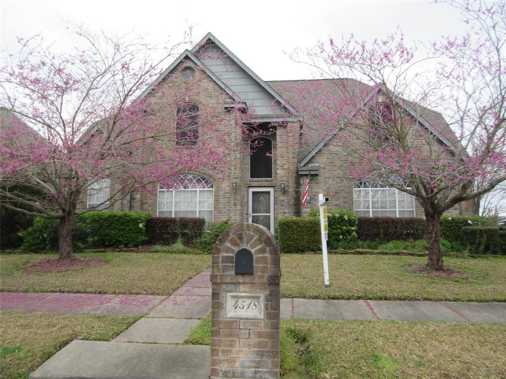 4518 Ironwood Drive, Baytown, TX 77521