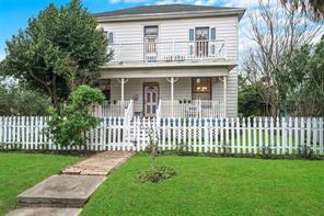 1001 Avenue K, Galveston, TX, 77550