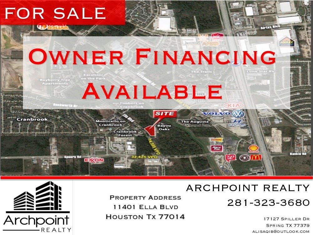 11401 Ella Boulevard, Houston, TX 77014