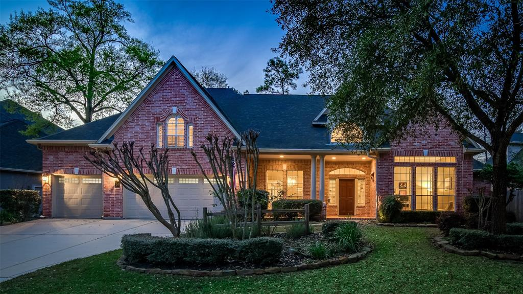 This custom beauty is in a private culdesac neighborhood walking distance to Buckalew Elementary ranked in top 20 by the Houston Chronicle.  Completely remodeled Chef's kitchen built by award-winning East coast kitchen designer with two pantries, large island -seats six, Stainless steel fridge, double oven, farmhouse sink and full-size wine storage. The secluded master suite has custom bath with his & her vanities, under counter lights, free-standing tub, zero-entry frameless glass shower & his and her closets. Extensive wood floors downstairs, open concept with lots of natural light including rear windows overlooking tranquil pool/spa. Outdoor entertaining includes perennial garden, fireplace, and kitchen w gas grill burners, and frig. Other features include, air conditioned storage with wall to wall cabinetry, four large live oak trees shading house in summer,  true 3 car garage with epoxy floors, work bench and wall cabinetry. For the discriminating buyer who appreciates quality.