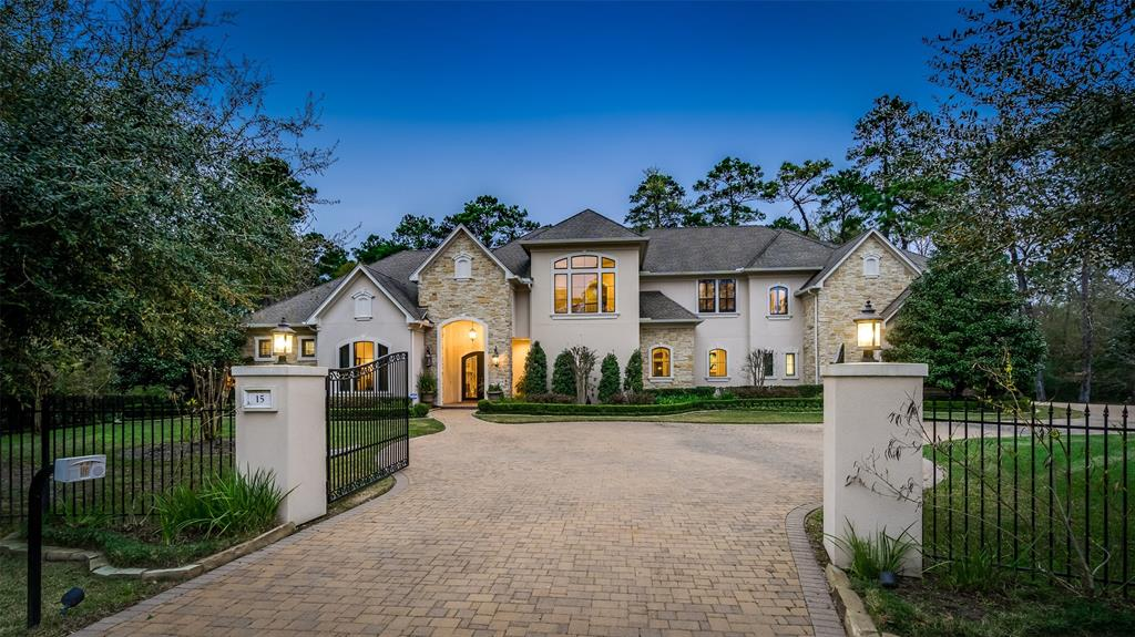 15 Bridle Oak Court, The Woodlands, TX 77380