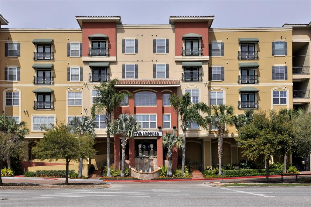 Looking for a condo in walking distance to the Metro Rail--Close to the Med Center, Downtown, NRG Stadium -- A condo with controlled access-- 24/7 on-site Courtesy Officer--Parking garage in building with elevators to all floors--Large visitor parking area inside building-=24/7 Fitness Center on-site--Resort style pool--Clubroom with large comfortable sofas plus computer access and Billiard table--WiFi-- on site Management **** Well this Condo is IT !  2 large bedrooms and 2 large baths plus very large closets* Refrigerator, Washer and Dryer remain*Granite counters*Private balcony with a distant view of NRG Stadium*Exterior stairwell, for quick access to ground level and Metro Rail, is located in hallway adjacent to this Condo. Please check out the photos for more details !