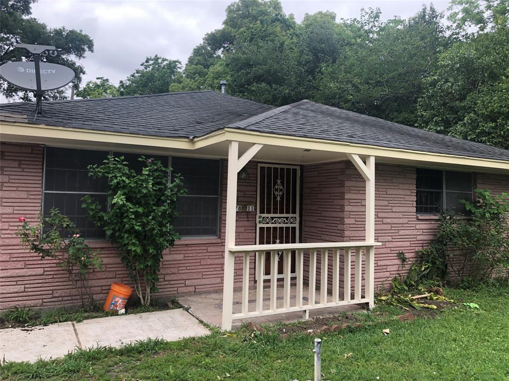 7811 Elvera st Street, Houston, TX 77012