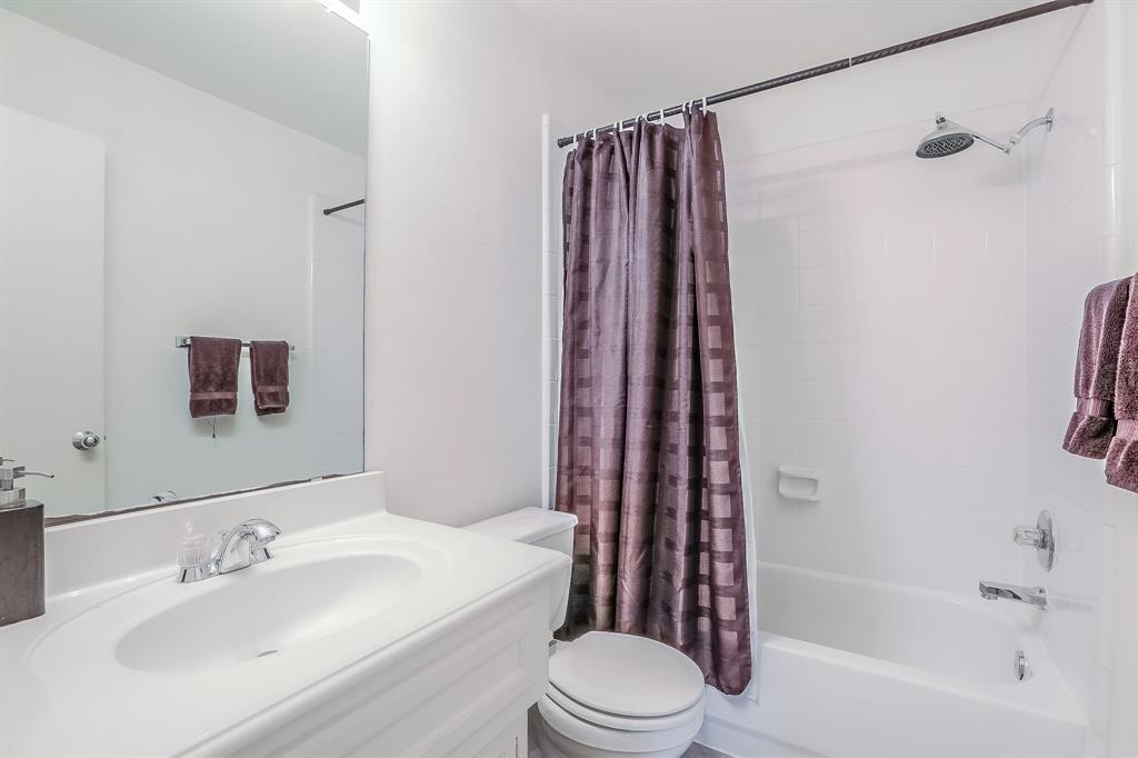 Full bath # 2.