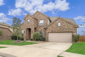 8819 Clemens Drive, Cypress, TX 77433