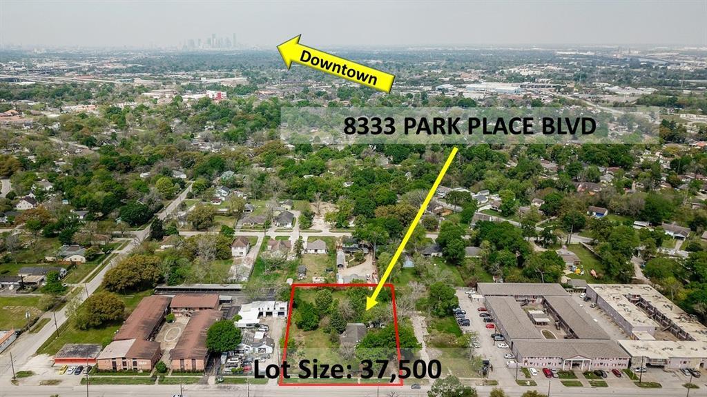 8333 Park Place Boulevard, Houston, TX 77017