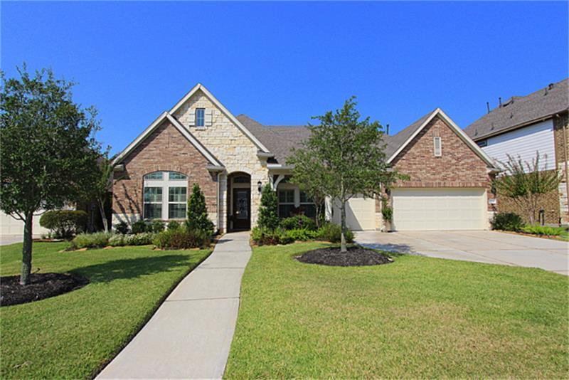 8226 Caroline Ridge Drive, Humble, TX 77396