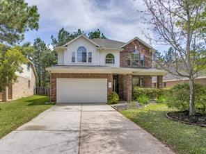 Located in The Woodlands Sterling Ridge, this beautiful home with a perfect floor plan for a family and entertaining. With 3 bedrooms on the second floor and a fourth room that can be use as a nursery, gym, study or an extra bedroom. Just across of Cranebrook park and Coulson Tough elementary school. Walking distance from 9th Grade Campus. New stainless steel refrigerator. Sprinkler system and a study in the first floor. Ready for immediate move-in!