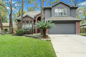18 Grey Birch Place, The Woodlands, TX 77381