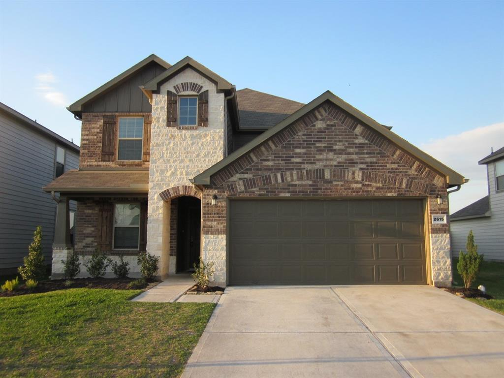 2615 Morning Meadow Drive, Houston, TX 77489