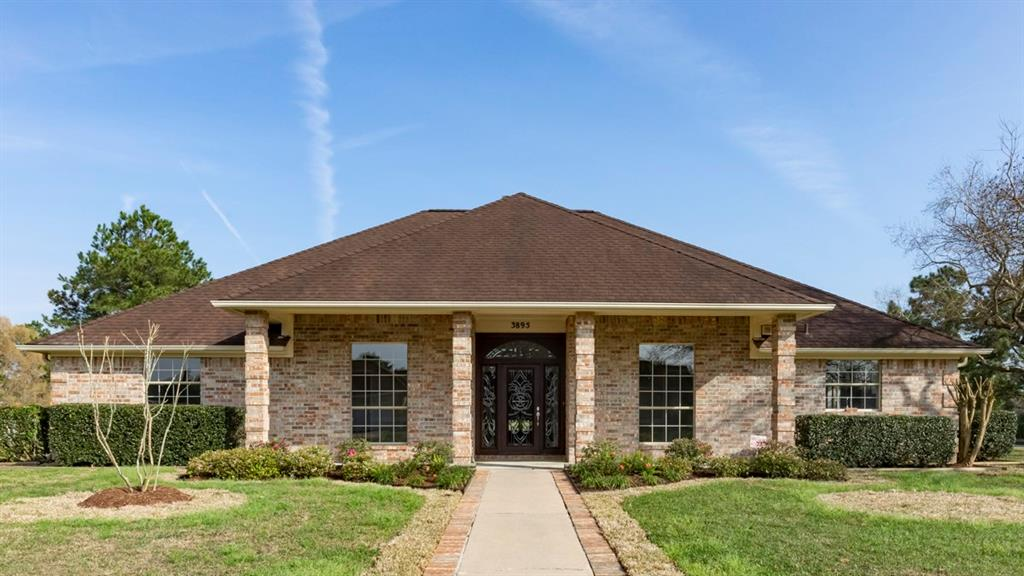 3895 Cypress Point Drive, Beaumont, TX 77707