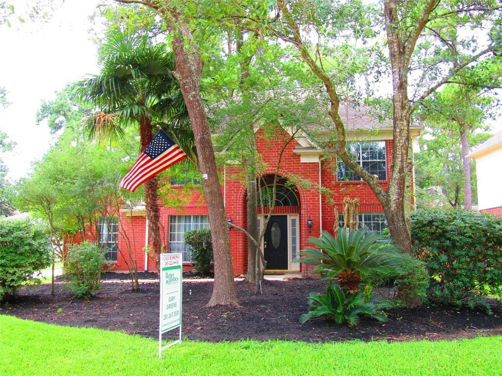 Nicely Updated and ready to go 2 Story home! Located in a  Cul de sac lot. Functional lay out features Beaming WIDEPLANK WOOD FLOORING thru-out the downstairs including master bedroom, family room, dining rm & hallways! Freshly painted interior, new fixtures, faucets, GRANITE counter tops, recent appliances & hardware! New master bathrm, granite, frameless shower, Tile & mosaic! Replaced roof + AC! Min to Sterling & Indian Springs shopping centers, bike to Galatas & John Cooper, walk to neighborhood Park & Tennis Courts & basket ball & kids play ground area. Fish in the stocked pond. Only 10-12 min to I-45!