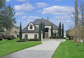 Gorgeous Austin Stone custom home located on 1/2 acre.