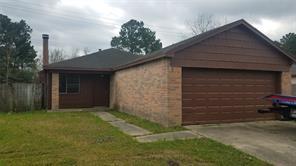 13126 Crystal Cove, Houston, TX, 77044