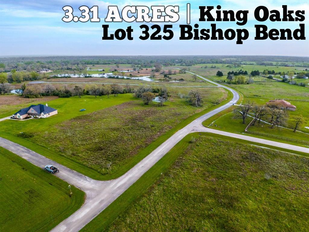 Lot 325 Bishop Bend, Iola, TX 77861