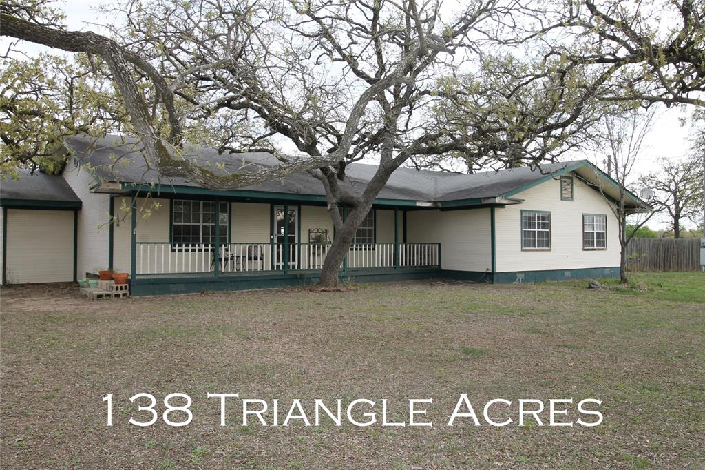 138 Triangle Acres, Cedar Creek, TX 78612