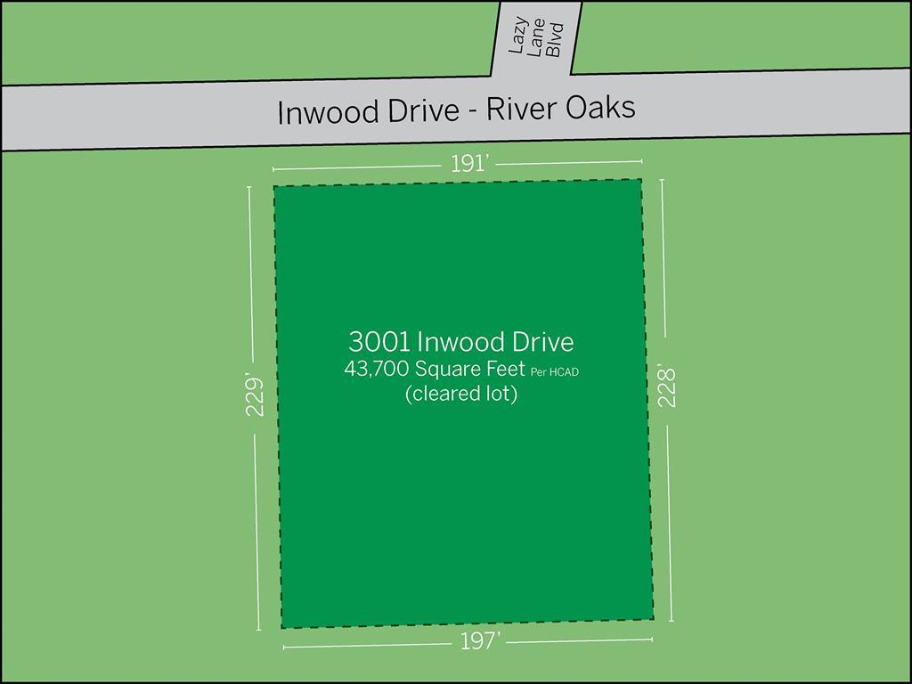 3001 Inwood Drive, Houston, TX 77019
