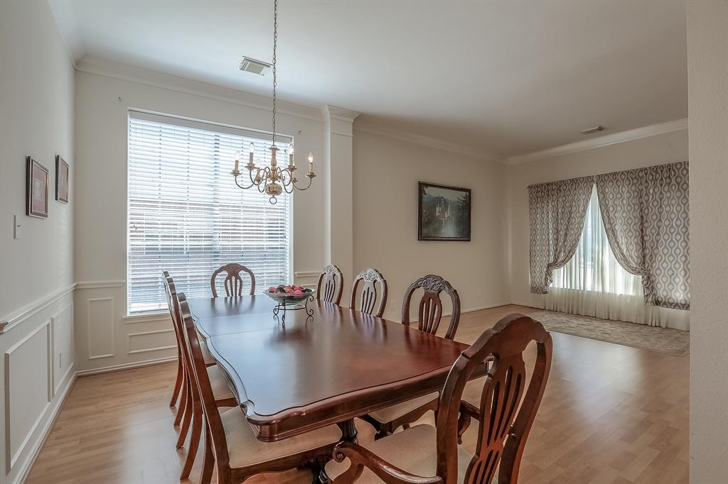 Very spacious Living and Dining area with lots of natural light!