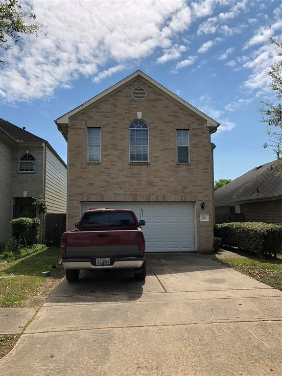 815 Forest Ivy Lane, Houston, TX 77067