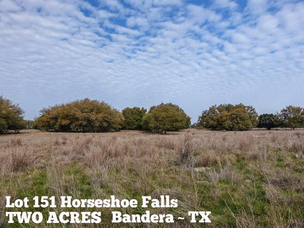 Lot 151 Horseshoe Falls, Bandera, TX 78003