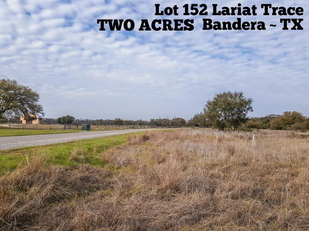 Lot 152 Lariat Trace, Bandera, TX 78003