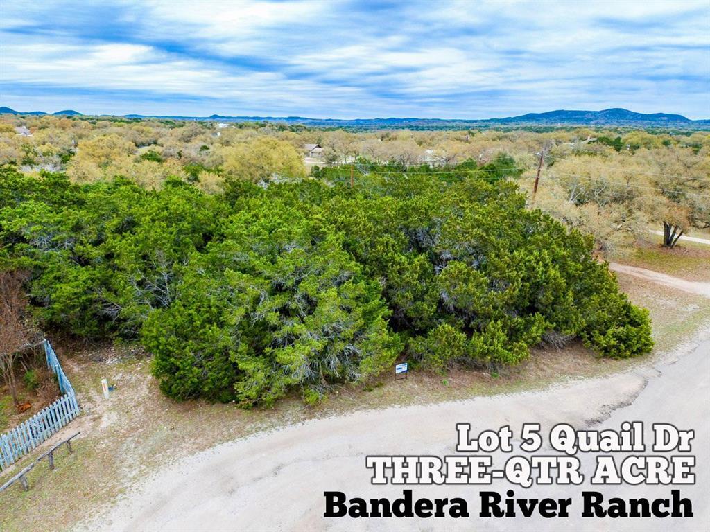 188 Quail Drive, Bandera, TX 78003