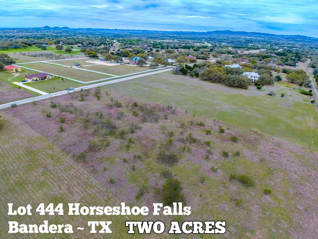 Lot 444 Horseshoe Falls, Bandera, TX 78003