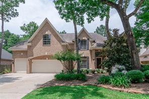 22 Moss Bluff, The Woodlands TX 77382
