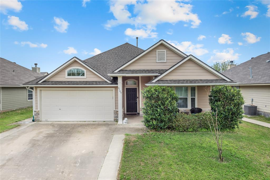 2709 Barronwood Drive, Bryan, TX 77807